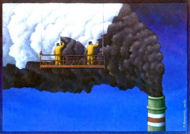 Smog, dopo 40 anni l'economia mondiale cresce in modo pulito: nel 2014 il CO2 è rimasto allo stesso livello dell'anno precedente