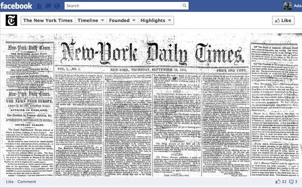 Giornalismo online, tutte le notizie saranno sulla bacheca Facebook. Zuckerbeg cerca un accordo col New York Times ed altre testate