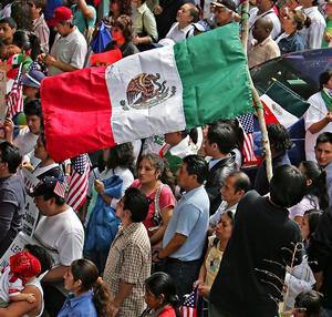 """""""Viva Mexico"""",the demographic shift in Corona (Queens)"""