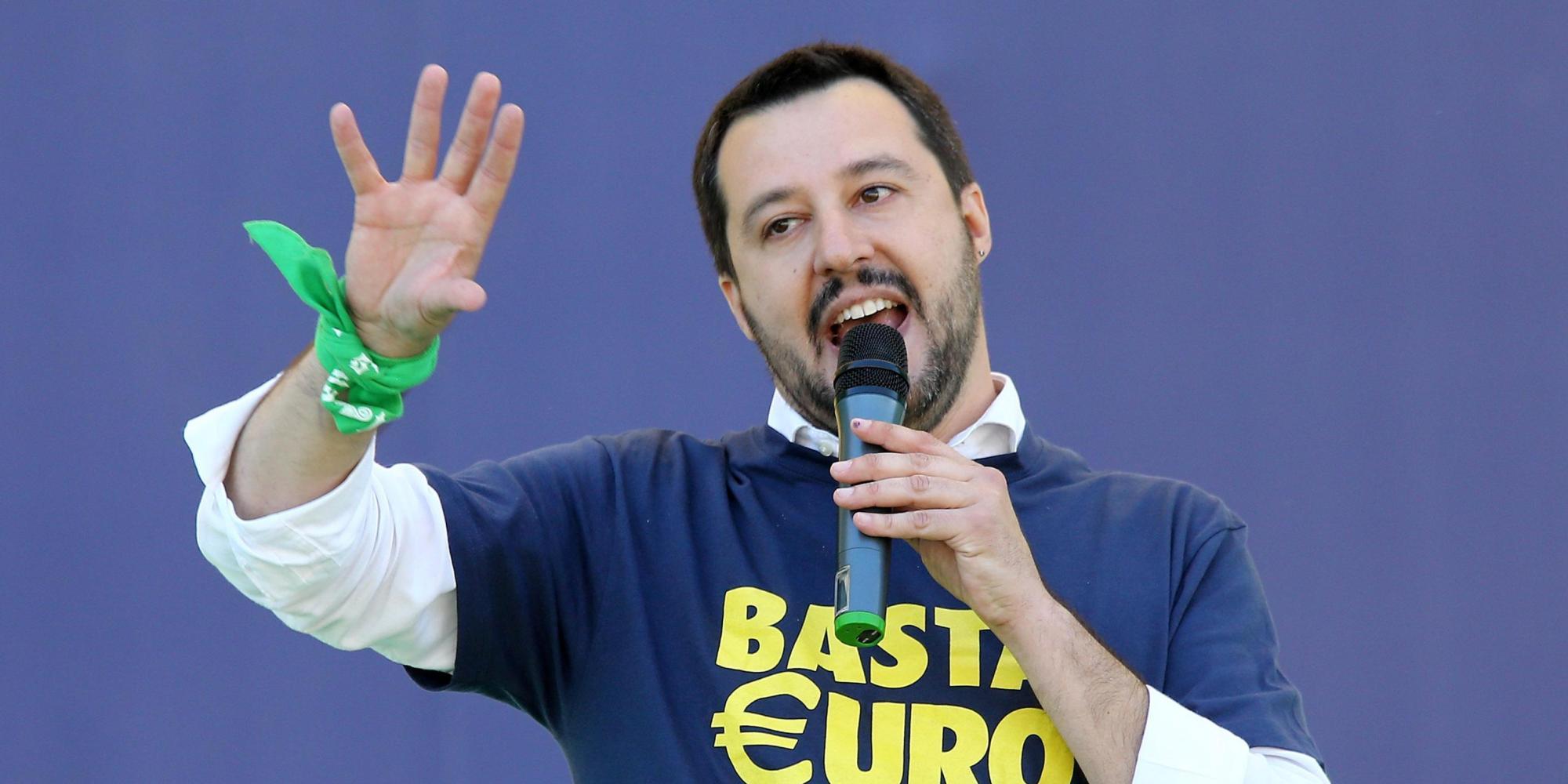"""Elezioni Comunali, la Lega affossa Fi. Salvini: """"Abbiamo triplicato i consensi in soli due anni. Toti (Fi): """"Il partito deve essere commissariato"""