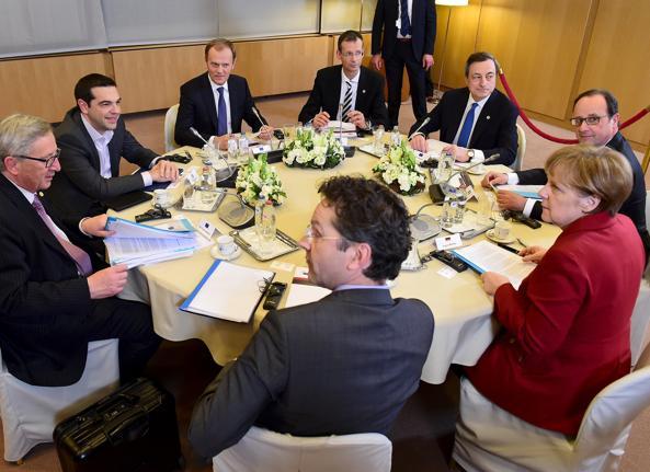 """Bruxelles, Grecia e Germania raggiungono un accordo: Atene presenterà una nuova lista di riforme da fare. Tsipras: """"Sono più ottimista dopo questo incontro"""""""
