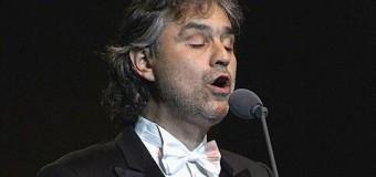 Expo 2015, concerto di apertura con Andrea Bocelli. Tra le star della grande festa Paolo Bonolis e Antonella Clerici