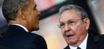 Panama, Raul Castro e Obama insieme al vertice delle Americhe. Un sondaggio rivela: i cubani adorano il presidente Usa, tiepidi su Fidel