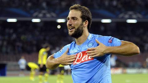 Il Napoli perde le sue stelle, dopo Callejon anche Higuain pronto a partire in caso di mancata conquista della Champions