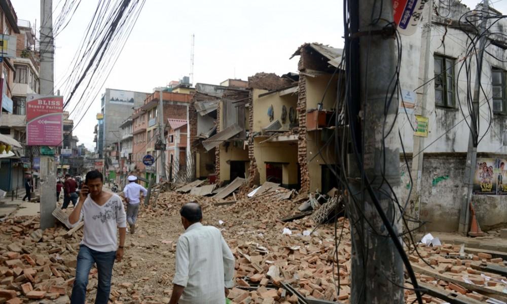 Tragedia in Nepal, terremoto di magnitudo 7.9: oltre 760 i morti, centinaia i feriti