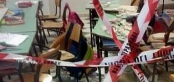 Ostuni, dimessi i due bambini rimasti feriti dal crollo del soffitto. Il sindaco: ci costituiamo parte civile. La scuola era stata ristrutturata