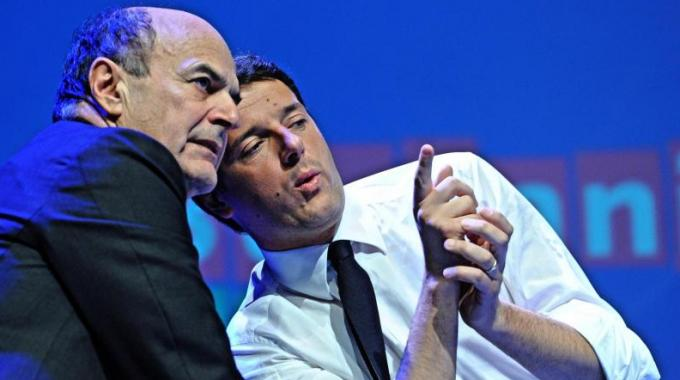 """""""Buona Scuola"""", Bersani ottimista: """"Con qualche correzione al Senato, tutti voteranno la riforma"""" Renzi pronto al dialogo ma il passaggio a Palazzo Madama e' più stretto"""