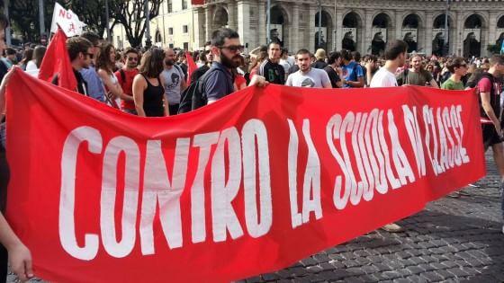 Scuola, i sindacati sfidano il Garante e confermano gli scioperi alla prima ora degli scrutini. La riforma Renzi ricompatta tutte le sigle sindacali