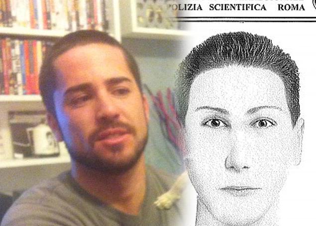 Arrestato lo stupratore della tassista romana: Simone Borgese, 30 anni ha confessato. Tradito da un num di cellulare.