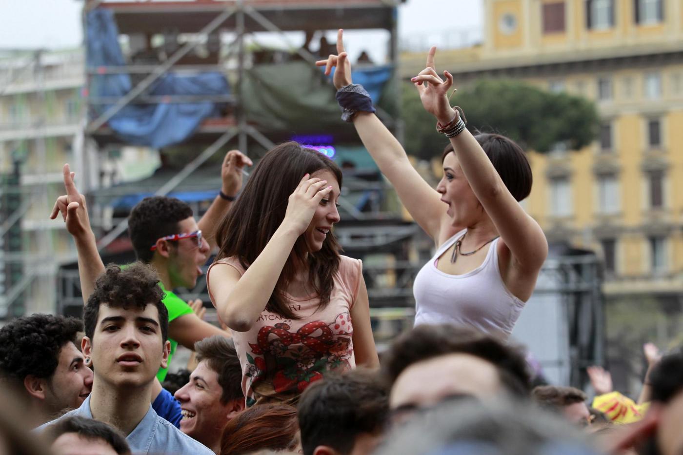 1 Maggio, concertone a San Giovanni: dal rock al reggae al pop, tutti i grandi artisti nel segno della solidarieta'
