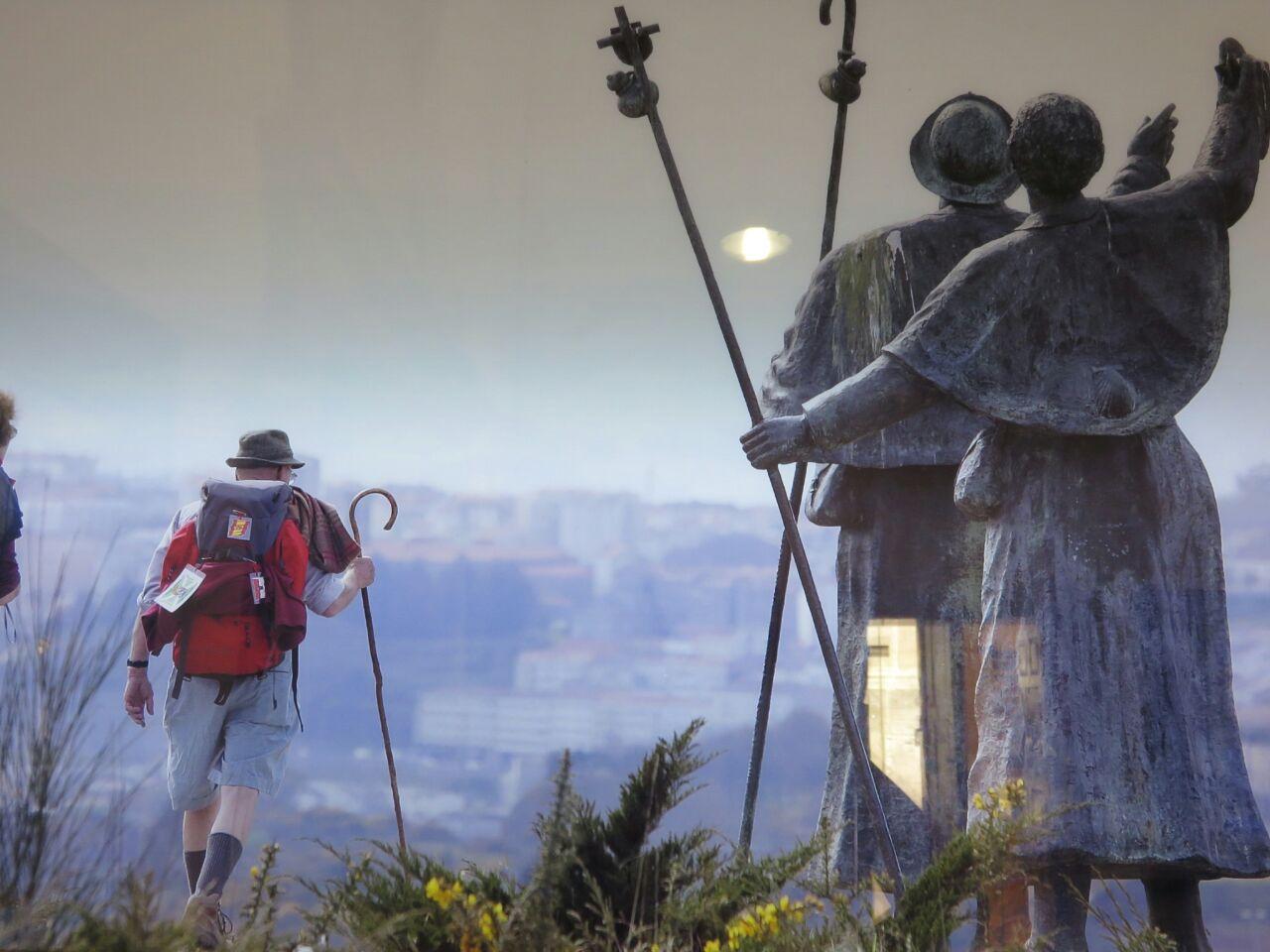 Appunti di viaggio/8 giorno. Il Cammino di Santiago. Un giornalista sulle tracce di mille altri passi