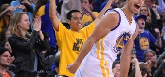Nba, i Golden State Warriors strappano ai Cleveland Cavaliers la prima delle finali dei playoff