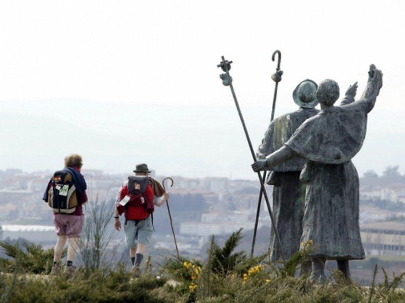 Appunti di viaggio/7 giorno.Il Cammino di Santiago.Un giornalista in marcia sulle tracce di mille altri passi