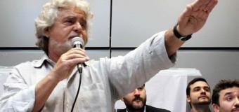 """La gaffe razzista di Grillo: """"Roma sommersa  da topi e clandestini"""" poi corregge il tweet. Protesta on line. Orfini Pd: Marino resta sindaco"""