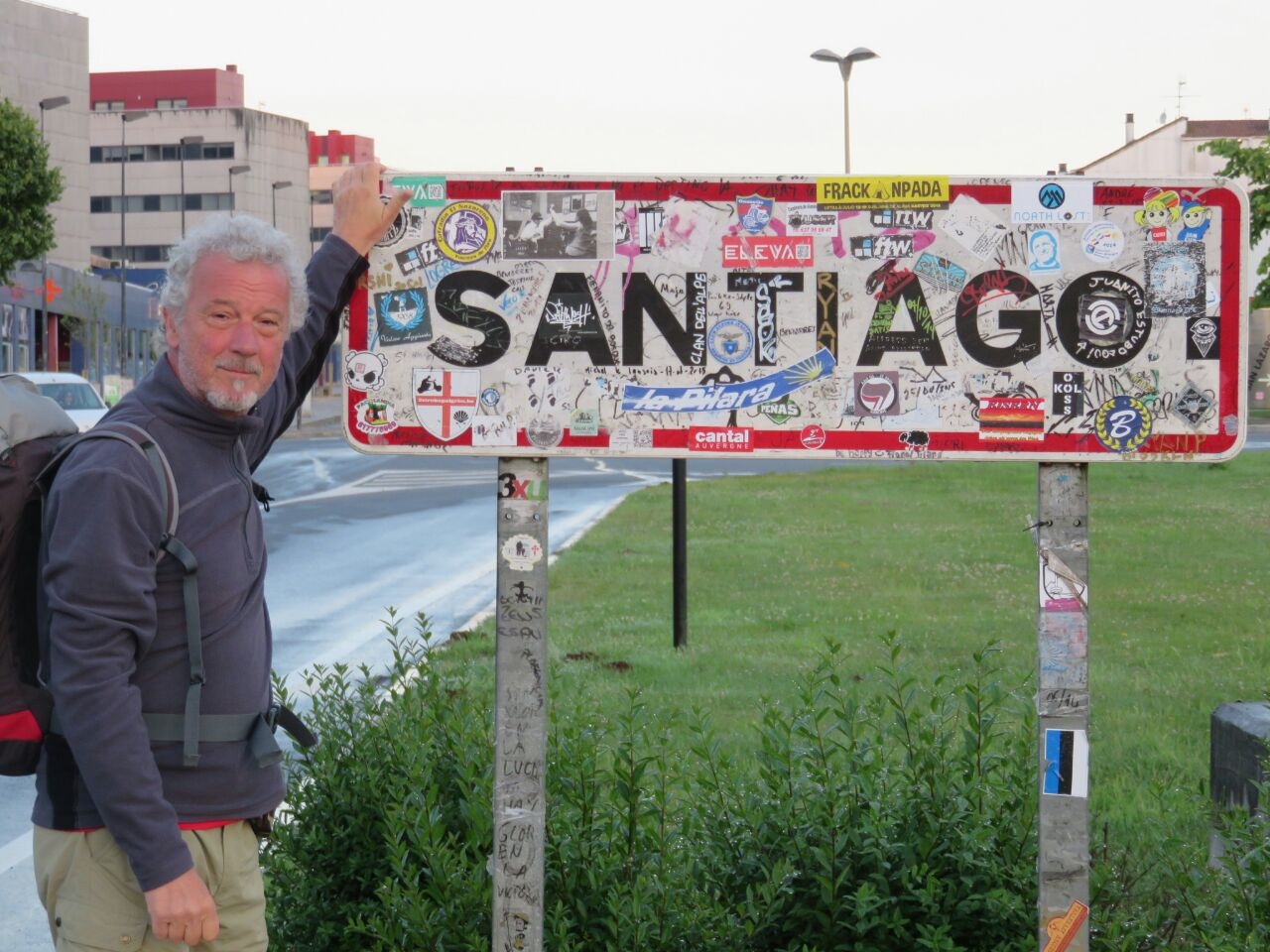 Appunti di viaggio/9 giorno. Il Cammino di Santiago. Un giornalista sulle tracce di mille altri passi