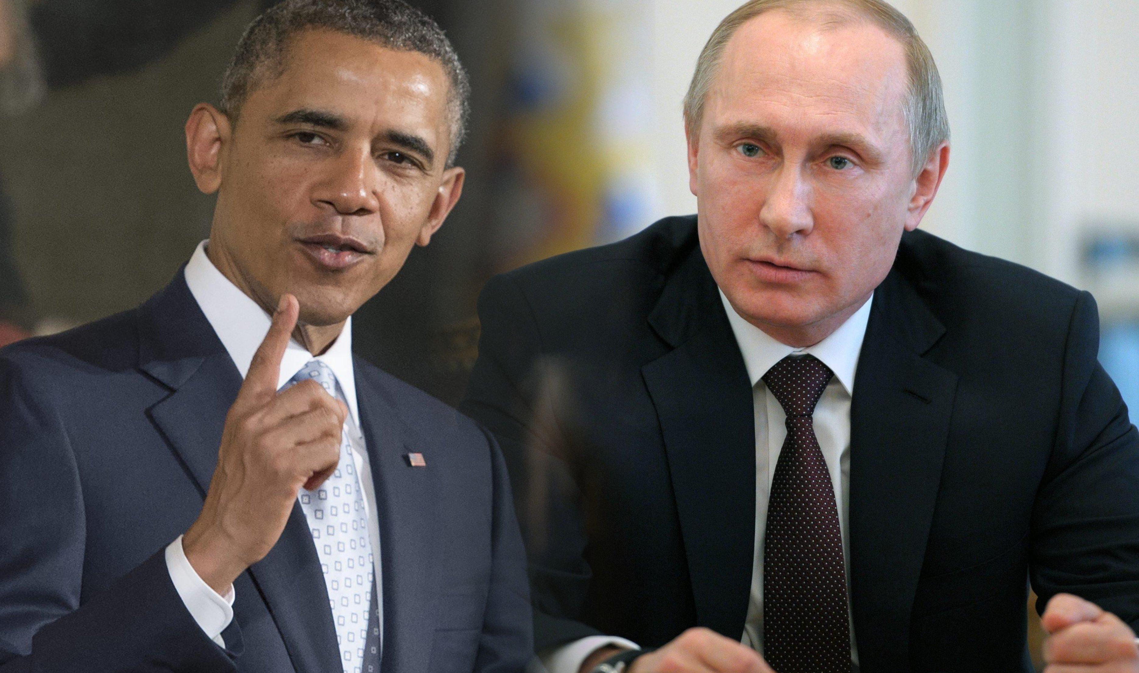 """Tensione Usa-Russia, Obama: """"Putin sta cercando di rifare l'impero sovietico"""", reazione dura di Mosca: """"Reagiremo alle minacce Usa"""""""
