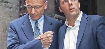 """Le intercettazioni che imbarazzano Renzi: """"Letta non e' cattivo non e' capace"""". L'inchiesta sulla Coop Concordia del 2014"""
