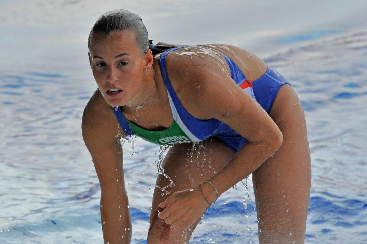 Mondiali 2015, Tania Cragnotto brilla anche dai tre metri e raggiunge la finale. La dura sfida con le cinesi