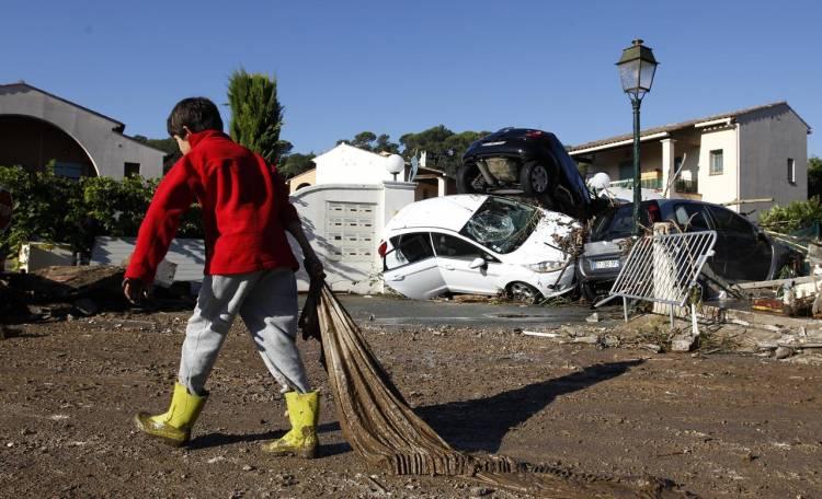 Costa Azzurra, anche un italiano tra le 20 vittime dell'alluvione. Tutte vive le persone disperse, restano gravi invece le condizioni di alcuni feriti