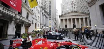 Wall Street, partenza a razzo per la Ferrari. La quotazione vola a 60 dollari e il simbolo Race incanta gli investitori