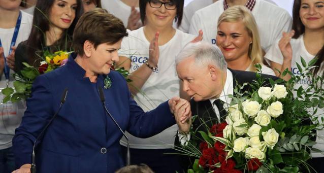 La Polonia va a destra: si affermano i conservatori anti Ue. Il partito Diritto e Giustizia potra' governare da solo