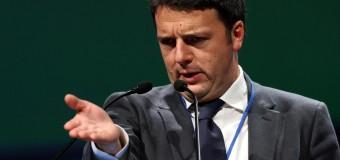 """Legge di Stabilita', Renzi sfida la Ue: """"Bruxelles non e' il nostro maestro se boccia la manovra glie la rimandiamo tale e quale""""."""