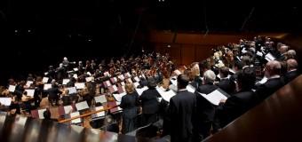 """Parco della Musica, di scena il """"Requiem"""" di Verdi per la magistrale direzione di Manfred Honeck."""
