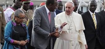 """Il viaggio di Papa Francesco in Africa :""""Il nome di Dio non può essere usato per giustificare l'odio e la violenza"""""""