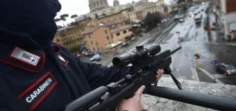 """""""Siamo un obiettivo possibile"""". Aumentano controlli e misure di sicurezza anche in Italia. Roma e il Vaticano un target ad alto rischio"""