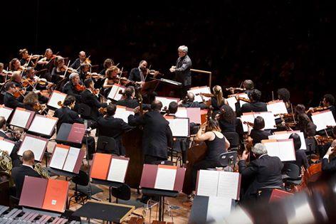 """Parco della musica, ultimo appuntamento con Beethoven: emozionante """"Eroica"""" per la direzione di Pappano e dell'orchestra ceciliana"""