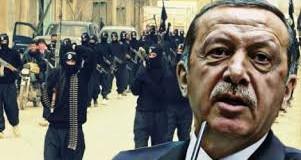 """Mosca accusa: """"Erdogan e la sua famiglia fa affari con l'Isis: acquista il petrolio e fornisce le armi"""". Ecco le prove alla stampa"""