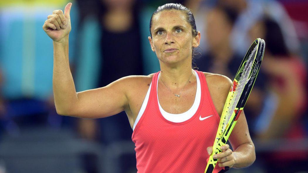 Roberta Vinci entra nella top ten mondiale. Dolce sconfitta con la kazaka Shvedova, Pennetta nonostante il ritiro e' ancora al 7 posto assoluto