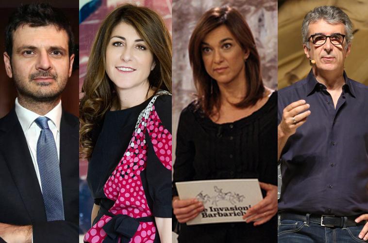 Rai, si cambia. La terna di Dall'Orto: Andrea Fabiano (Rai Uno), Ilaria Dallatana (Rai Due) e Irene Bignardi (Rai Tre). La delusione dei dipendenti di viale Mazzini