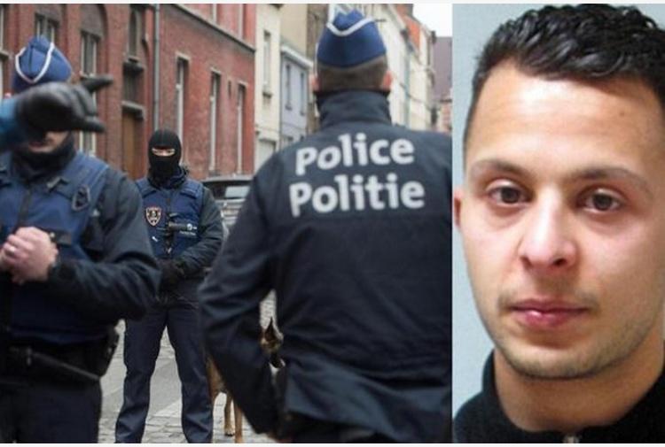 Bruxelles,finita la fuga di Salah Abdeslam: caturato l'ottavo terrorista del massacro di Parigi, ferito nello scontro a fuoco