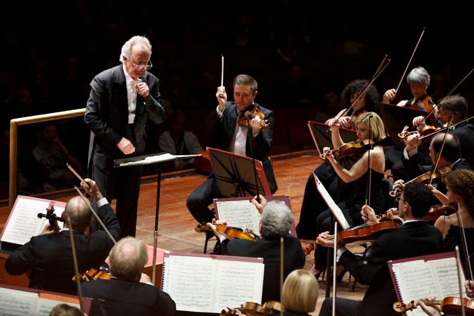 Parco della Musica, il grande Temirkanov dirige Ravel, Mahler e Brahms