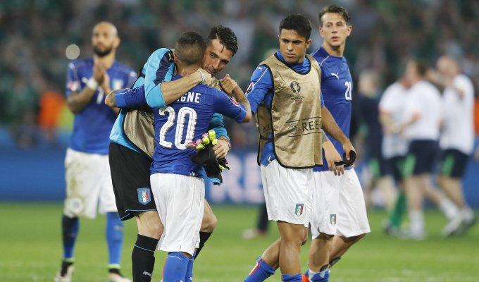 Europei 2016, Italia-Spagna: occhio ai cartellini. Gia 10 giocatori diffidati tra cui Buffon, Barzagli,Bonucci e Chiellini