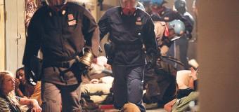 Massacro G7 Genova: per gli agenti e funzionari responsabili di quella macelleria messicana multa di 47 euro