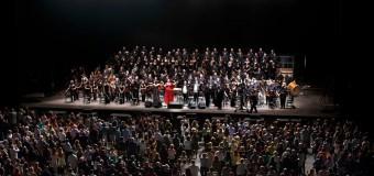 """Seimila spettatori e standing ovation al Foro Italico per la """"Nona"""" di Beethoven diretta da Sir Antonio Pappano"""